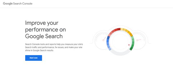 Google Search console - SEO Tools